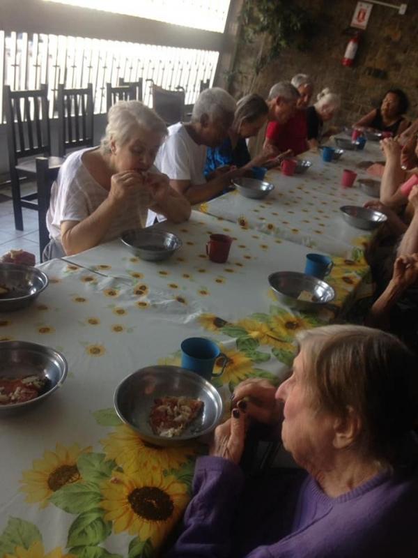Asilo de Idosos Vila Alpina - Asilo para Idoso com Nutricionista