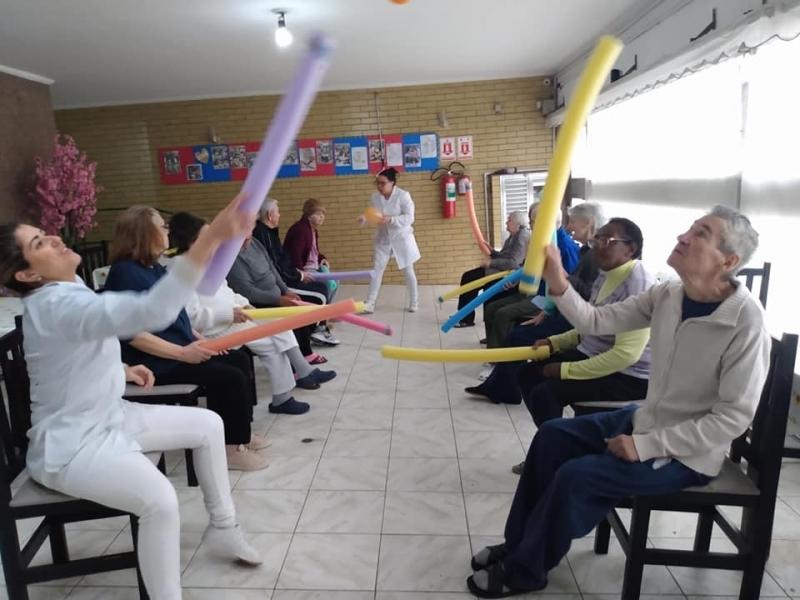 Asilo de Terceira Idade com Médicos Vila Zelina - Asilo para Idoso com Nutricionista