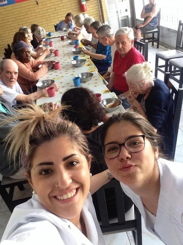 Asilo para Idoso com Alzheimer Jardim Vila Carrão - Asilo para Idoso com Nutricionista