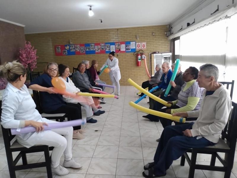 Asilo para Idoso com Médicos Vila Santana - Asilo para Terceira Idade com Médicos