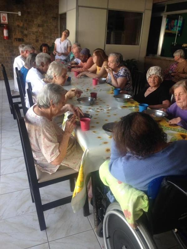 Asilo para Idosos de Longa Permanência Chácara Santana - Asilo de Terceira Idade com Médicos