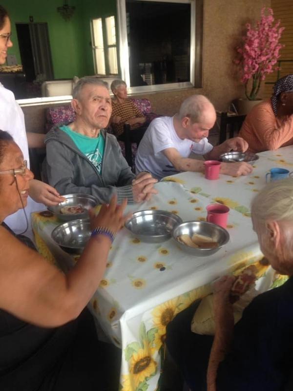 Asilo Particular para Terceira Idade Jardim Brasilina - Asilo para Idoso com Nutricionista
