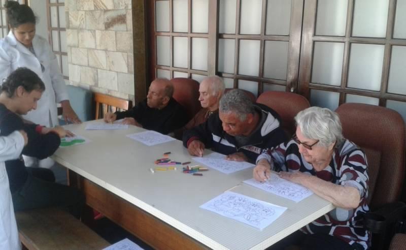 Atendimento de Hotelaria para Idosos na Vila Anglo Brasileira - Hospedagem de Idosos