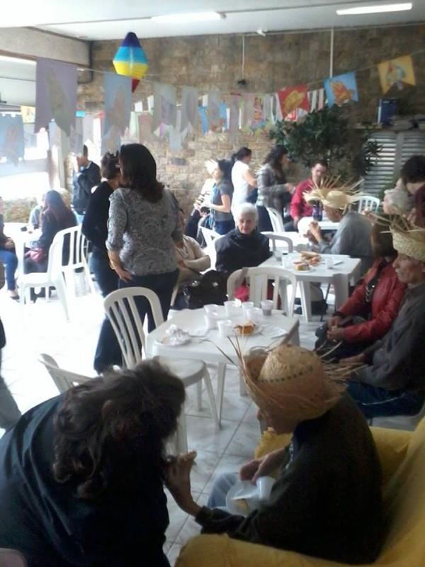 Casa de Repouso Festa Junina no Jardim Brasil - Casa de Repouso Zona Leste