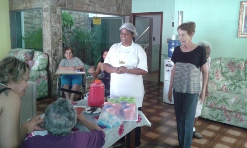 Casa de Repouso para Idoso Valor na Fazenda Aricanduva - Casa de Repouso SP