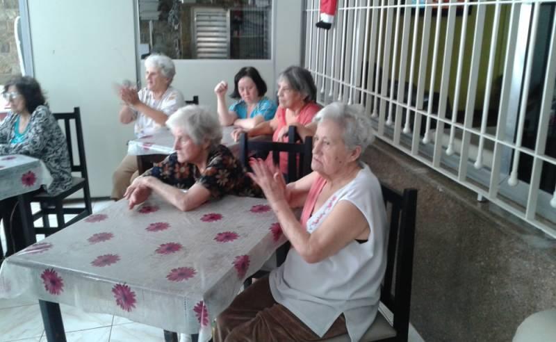 Clínica Dia para Idoso com Alzheimer Preço Jardim Brasília - Clínica Dia para Idosos