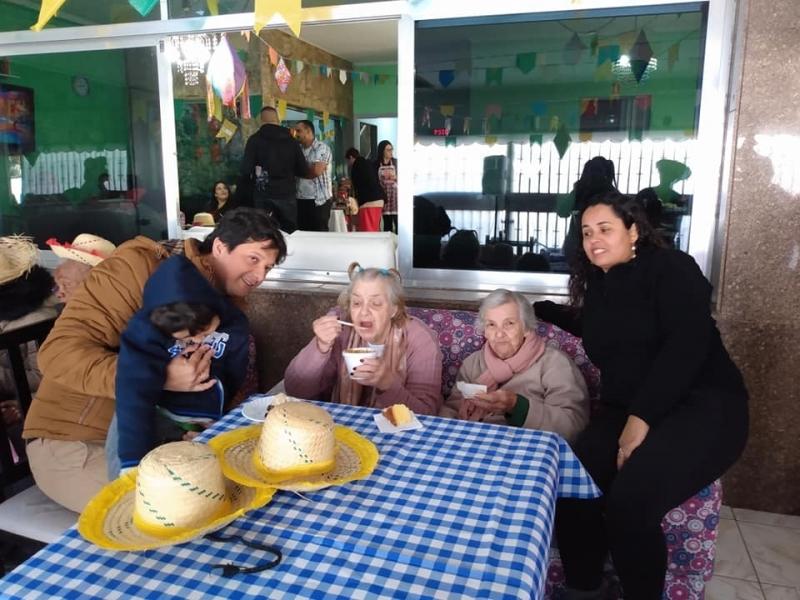 Clínica e Casa de Idosos Vila Brasílio Machado - Clínica de Hospedagem para Idoso com Parkinson