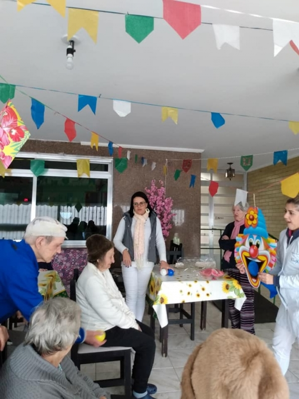 Clínica e Casa de Repouso para Homens Conjunto Promorar Vila Maria - Clínica de Hospedagem para Idoso com Médico