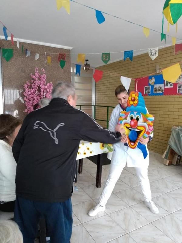 Clínica e Casa de Repouso para Idosos Vila Dalila - Clínica de Hospedagem para Terceira Idade com Médicos