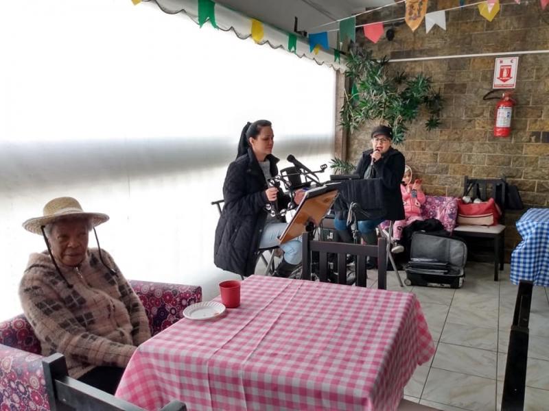 Clínica e Casa de Repouso para Mulheres Artur Alvim - Clínica de Hospedagem para Idoso Independente