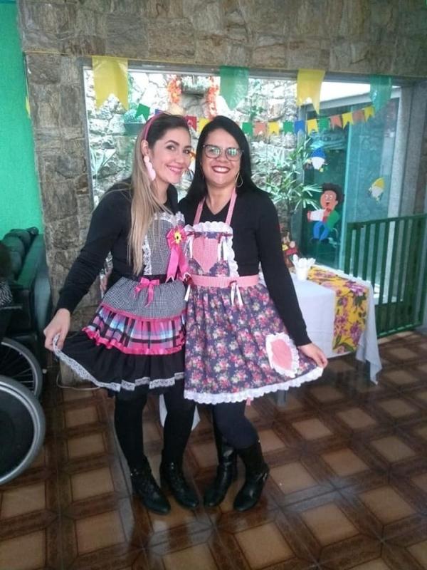 Clínica e Casa Geriátrica Vila Dalila - Clínica de Hospedagem para Idoso com Enfermagem