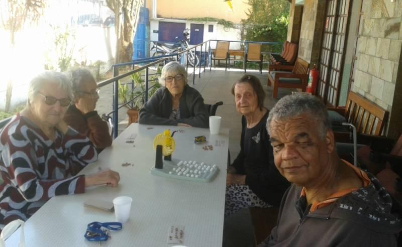 Hospedagem para Idosos no Jardim Santana - Hotel Geriátrico