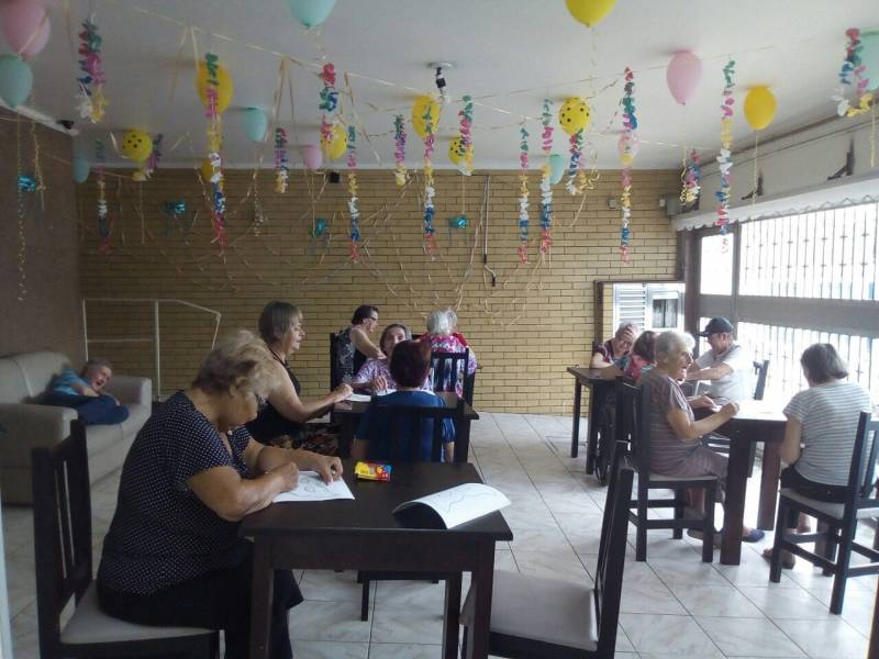 Hotel Residencial para Idosos com Enfermagem Preço Artur Alvim - Hotel para Idoso Acamados