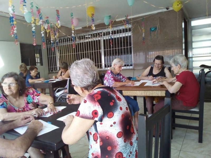 Hotel Residencial para Idosos de Curta Permanência Preço Cohab Brasilândia - Hotel Residencial para Idosos com Atividade Física