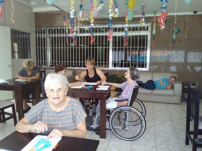 Hotel Residencial para Idosos para Recuperação Preço Vila Brasílio Machado - Hotel Residencial de Idosos com Alzheimer