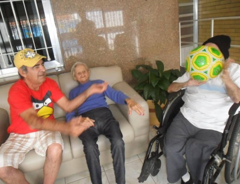 Onde Encontrar Clínica Dia para Idoso com Atividades Vila Maria Augusta - Clínica Dia para Idosos Dependentes