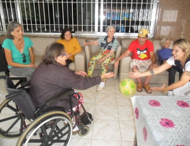 Onde Encontrar Clínica Dia para Idosos com Fisioterapia Vila Brasilina - Clínica Dia para Idoso com Atividades