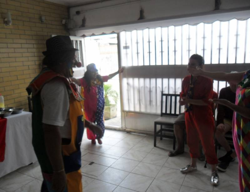 Onde Encontrar Hotel Residencial para Idosos com Atividades Físicas Vila Maria Baixa - Hotel Residencial de Idosos