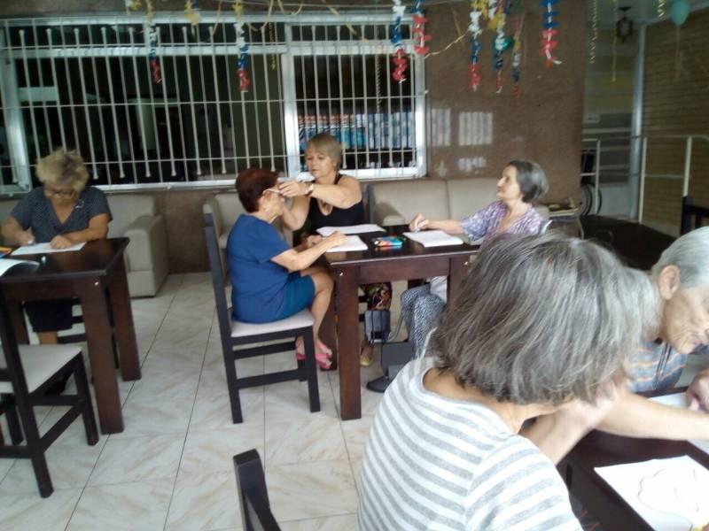 Onde Encontrar Hotel Residencial para Idosos para Recuperação Parque Penha - Hotel Residencial para Idosos com Atividades Recreativas