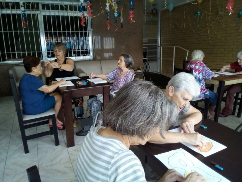 Onde Encontrar Hotel Residencial para Idosos Particular Parque Brasil - Hotel Residencial para Idosos Particular