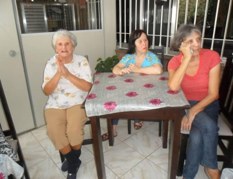 Onde Encontrar Moradia para Idosos com Atividades Recreativas Parque Brasil - Moradia Coletiva para Idosos