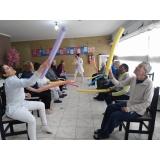 asilo de terceira idade com médicos Vila Ema