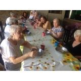 asilo para idoso com enfermagem Parque do Carmo