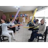 asilo para idoso com fisioterapia