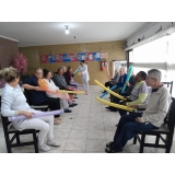 asilo para idoso com médicos Vila Santana