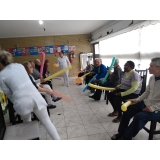 asilo para idoso com nutricionista Chácara da Penha