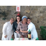 asilo para idoso de curta permanência Chácara Santana