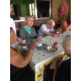 asilo para idoso de curta permanência
