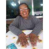asilo para idoso debilitado Conjunto Promorar Vila Maria