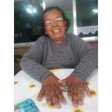 asilo para idoso debilitado Parque Brasil
