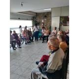 asilo para idoso debilitado