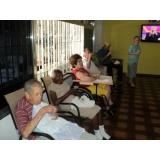 Asilo para idoso onde tem na Vila Santana