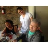 asilo para idosos com médicos Água Rasa
