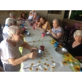 asilo para idosos de curta permanência Vila Nova Manchester