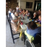 asilo para idosos de longa permanência Chácara da Penha
