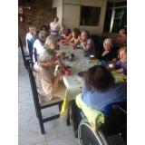 asilo para idosos de longa permanência Chácara Santana