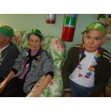 Asilo para idosos na Vila Maria Amália