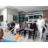 asilo para terceira idade com médicos Parque do Carmo