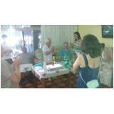 Asilos com enfermeira no Jardim Brasil
