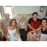 Asilos para idosos valores na Vila Ema