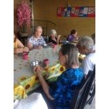 asilos para terceira idade com médicos Jardim Ibirapuera