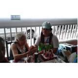 atendimento de hotelaria para idosos preço em Santana