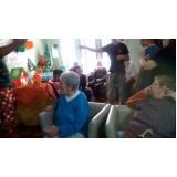 Casa com idosos no Sítio do Mandaqui