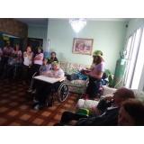 Casa de repouso idosos em Santana de Parnaíba
