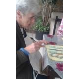 Casa de repouso para idosos com alzheimer na Vila Maria Amália