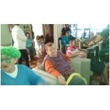 Casa de repouso para idosos com alzheimer
